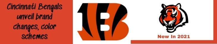 SLH News - Cincinnati Bengals New Logo