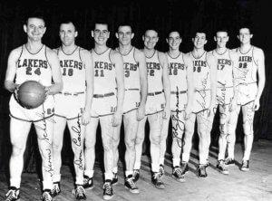 Minn Lakers Team Photo