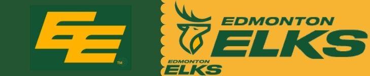 SLH News - Edmonton Elks New Logo