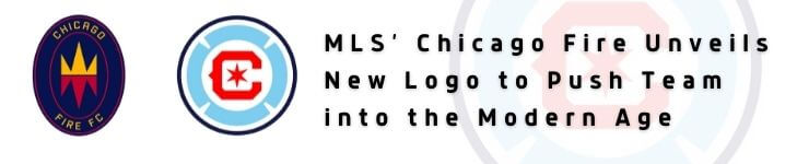SLH News - New Chicago Fire Logo