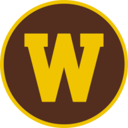 Western Michigan Broncos Primary Logo 2021 - Present