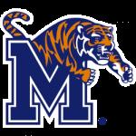 Memphis Tigers Primary Logo 1993 - 2021