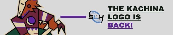 SLH News - Coyotes New Logo