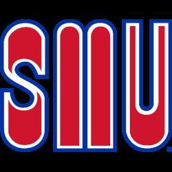 smu-mustangs-wordmark-logo-1973-1974